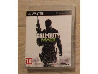 Spel till Playstation 3 Call of Duty MW3