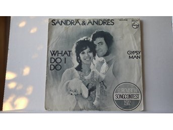 Sandra & Andres - What Do I Do        ESC   Mello