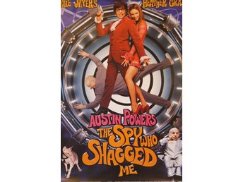 Austin Powers: The Spy Who Shagged Me. Affisch / Poster, 70x100