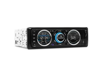 Auna MD-180 bilradio UKW RDS USB SD MP3 AUX design