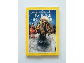 National Geographic vol. 164 no. 1 July 1983,  English, Automobile, Wales,...