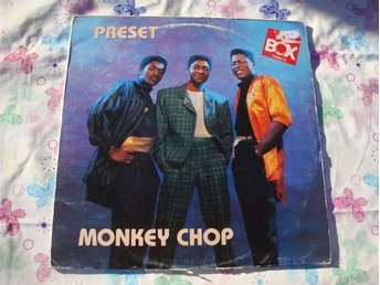 "PRESET - MONKEY CHOP 12"" 1987 BEAT BOX"
