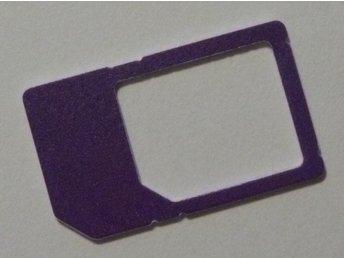 Micro SIM adapter - MicroSIM adapter - MicroSIM Kortadapter - Linköping - Micro SIM adapter - MicroSIM adapter - MicroSIM Kortadapter - Linköping