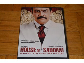 House Of Saddam - 2-Disc Miniserie i 4 Delar DVD