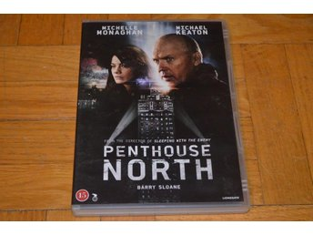 Penthouse North ( Michael Keaton Michelle Monaghan ) 2012 - DVD