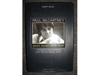 PAUL MCCARTNEY: MANY YEARS FROM NOW - BARRY MILES THE BEATLES I TOPPSKICK MUSIK