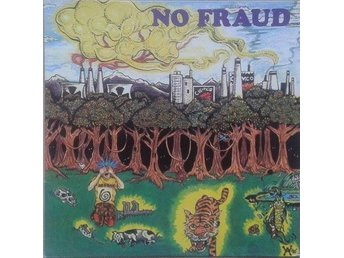 No Fraud title*  No Fraud* HC/Punk Germany LP Comp.