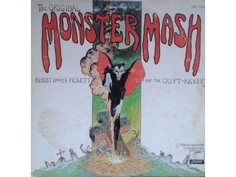 Bobby (Boris) Pickett And The Crypt-Kickers title* Monster Mash*  Pop Rock, Rock