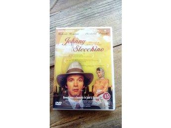 Johnny Stecchino / Johnny tandpetaren (Roberto Benigni) RARE! UTGÅTT! DVD - Grums - Johnny Stecchino / Johnny tandpetaren (Roberto Benigni) RARE! UTGÅTT! DVD - Grums