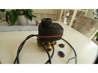 Esbe Motor och shuntventil - Mörrum - Esbe Motor och shuntventil - Mörrum