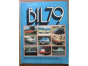 Bil 1979 alla bilar Mycket Bra Skick! bil tidning Tidskrifter - Bagarmossen - Bil 1979 alla bilar Mycket Bra Skick! bil tidning Tidskrifter - Bagarmossen