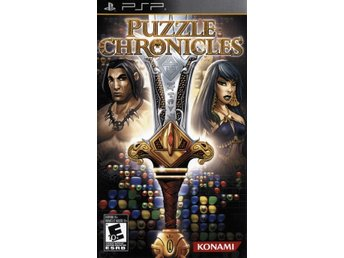 PSP - Puzzle Chronicles (Beg)
