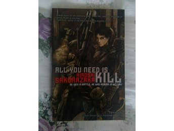 All you need is kill novell science fiction edge of tomorrow