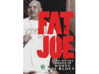 Fat Joe: Live at Anaheim House of Blues (DVD)