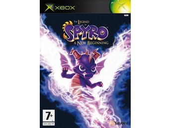 The Legend of Spyro A New Beginning - XBOX - Komplett