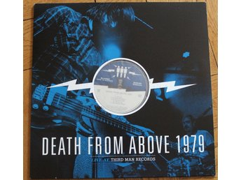 DEATH FROM ABOVE 1979 - Live At Third Man (Third Man Records, Jack White)