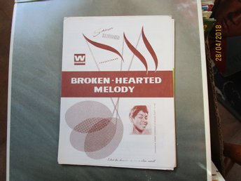 BROKEN - HEARTED MELODY - NOTER