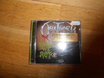 Obituary - Slowly We Rot (Cd)