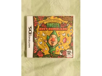 Tingle's Rosy Rupeeland