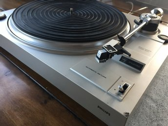 Philips F7111 Turntable, Vinyl LP Player. Kinda Retro Oldschool :)