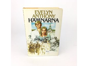 Hämnarna Evelyn Anthony ISBN 9100442895