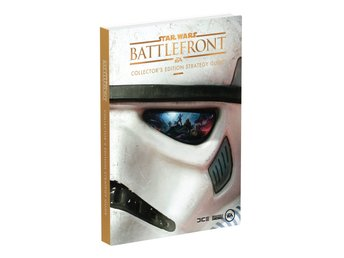 Star Wars Battlefront Collector's Edition Strategy Guide