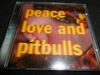 Peace, Love And Pitbulls (Thåström) - S/T - CD - 1992