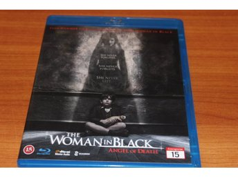 Bluray-film: The woman in black