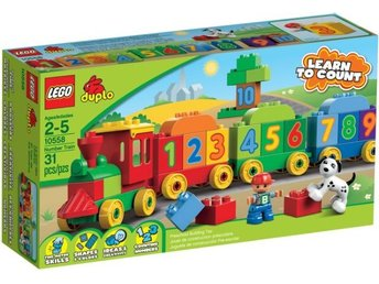 "LEGO Duplo ""Learn to Count"""