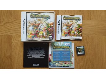 Nintendo DS: Children of Mana