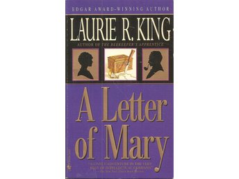 Laurie R. King: A letter of Mary.