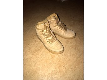 Nike air force high gum