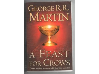 George R.R. Martin - A Feast for Crows - Del 4