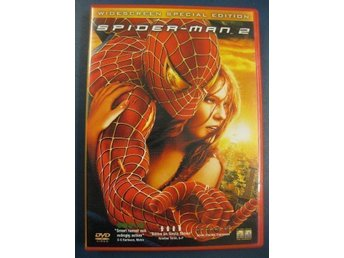 SPIDER-MAN 2 - TOBEY MAGUIRE - 2 DISC - 2004 - MARVEL