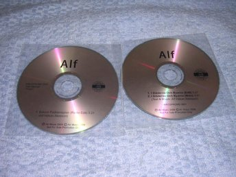 Alf Håkan Åkesson 2 st promo cd-singlar på AIR NM!!