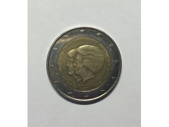 2euro- Netherlands - Change of Throne Announcement