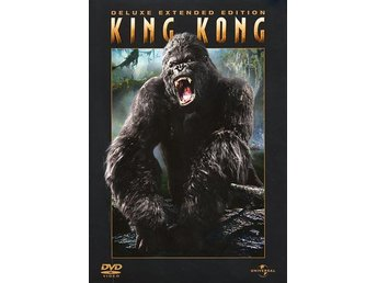 King Kong - 3-disc Deluxe Extended Edition (Peter Jackson)