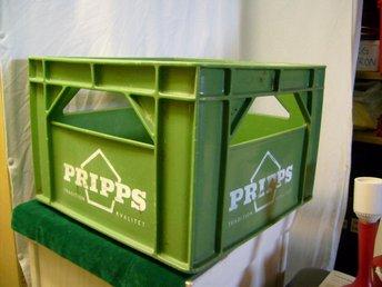 Pripps retro grön drickaback i fint skick - Viksjö - Pripps retro grön drickaback i fint skick - Viksjö