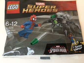 Lego, Spiderman, 30305, oöppnad påse (A)