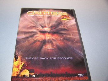 Critters 2 (1988) / Reg. 1 (US) - NY - Terrence Mann, Don Keith Opper, rysare