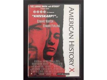 DVD - AMERICAN HISTORY X - Stockholm - DVD - AMERICAN HISTORY X - Stockholm