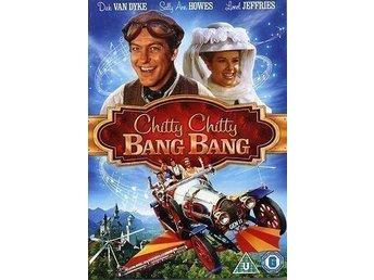IAN FLEMMINGS ¤ CHITTY CHITTY BANG BANG ¤ DICK VAN DYKE ¤ DVD ¤ KULT ¤ - Falkenberg - IAN FLEMMINGS ¤ CHITTY CHITTY BANG BANG ¤ DICK VAN DYKE ¤ DVD ¤ KULT ¤ - Falkenberg