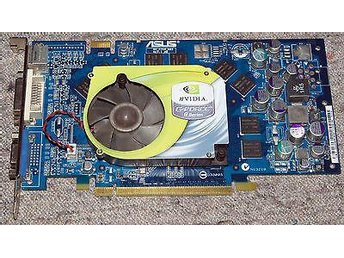 ASUS nVIDIA GeForce 6800 256MB DDR3 PCIe x16