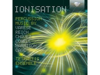 Ionisation - Percussion Music By Varése/Reich... (CD)