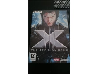 PC spel, X-men The officiell game.