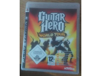 Guitar Hero World Tour till Playstation 3