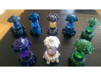 Skylanders Imaginators Creation Crystals Skapelsekristaller.