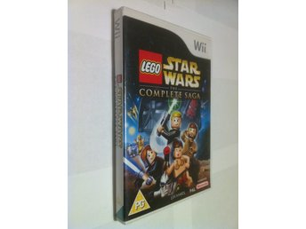 Wii: Lego Star Wars: The Complete Saga