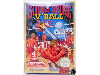 Super Spike V Ball (inkl. Skyddsbox & ESP)