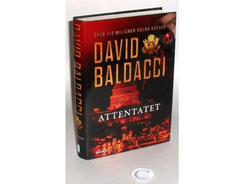 David Baldacci : Attentatet - PRESENSKICK!